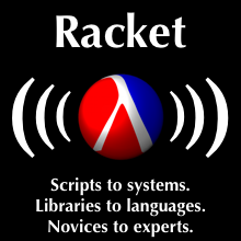 Hack, Make your own language, Become a Racketeer!